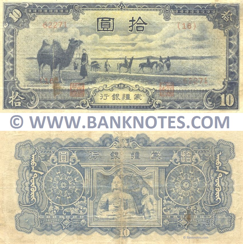Chinese Currency Banknote Gallery