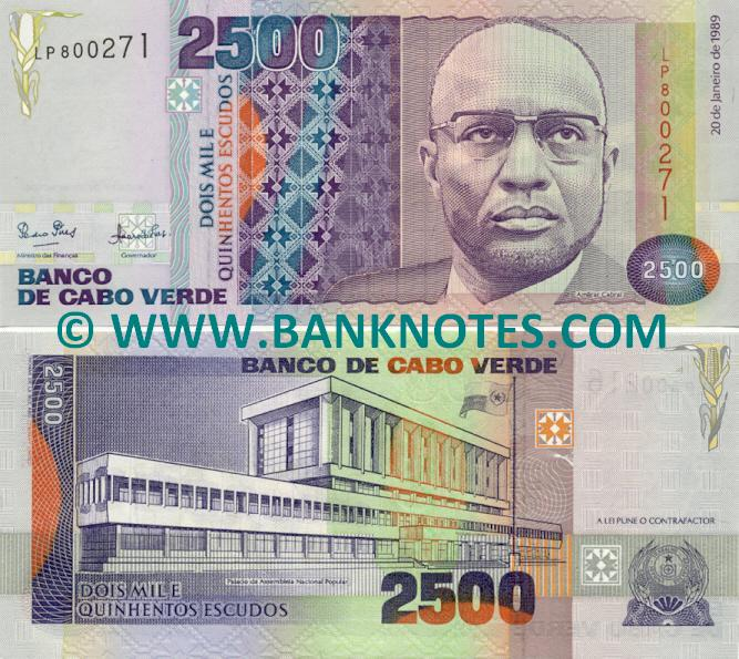 Cape Verde Currency Gallery