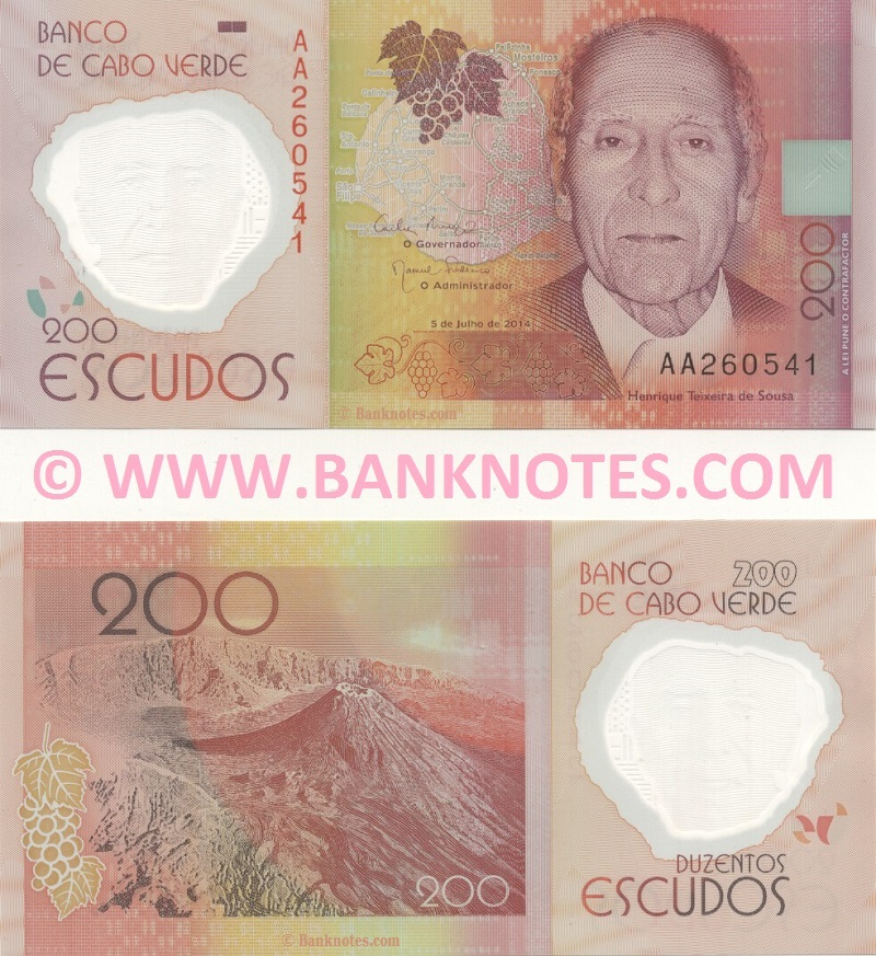 Cabo Verde Currency Gallery
