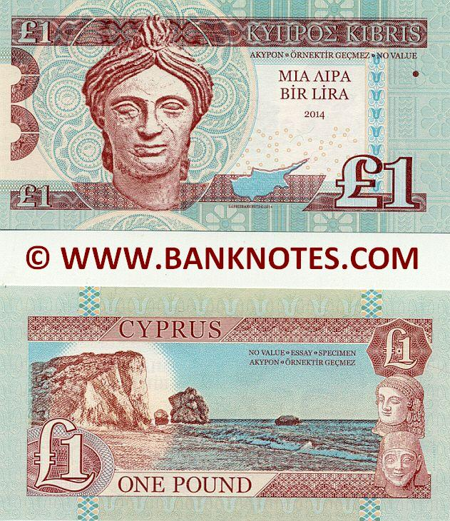 Cypriot Currency Gallery