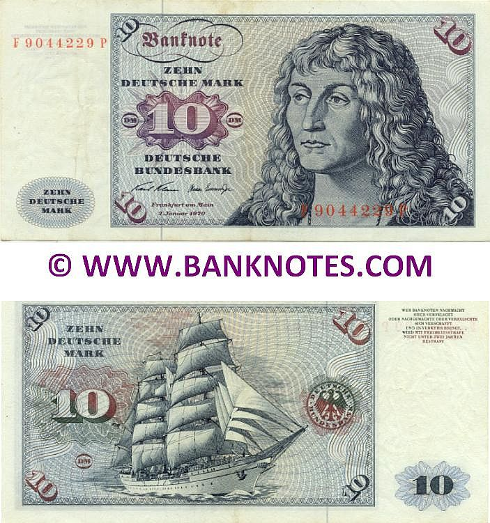 Currency Gallery of the Federal Republic of Germany