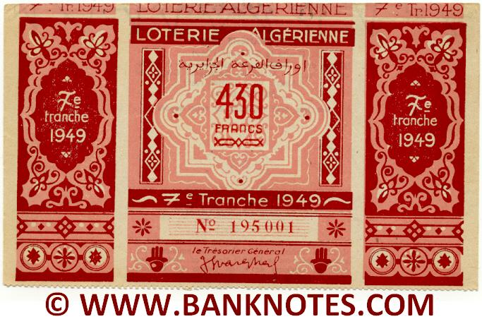 Banknotes com - World Lottery Tickets For Sale