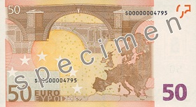 European Union Currency Banknote Gallery