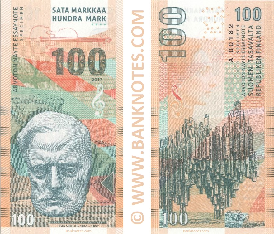 Finnish Currency Gallery