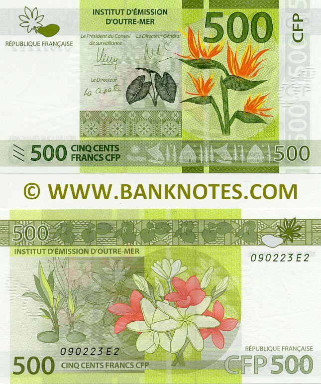 French Pacific Currency Gallery