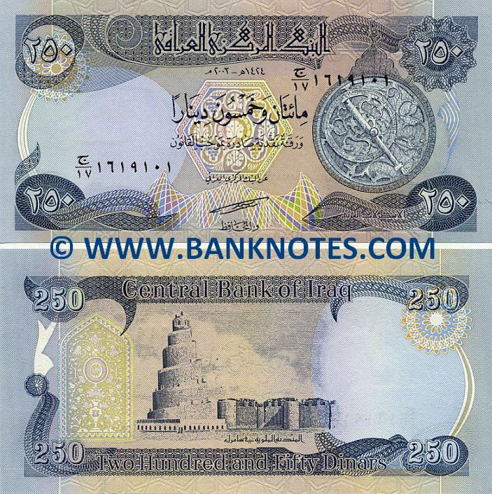 Iraqi Currency Gallery