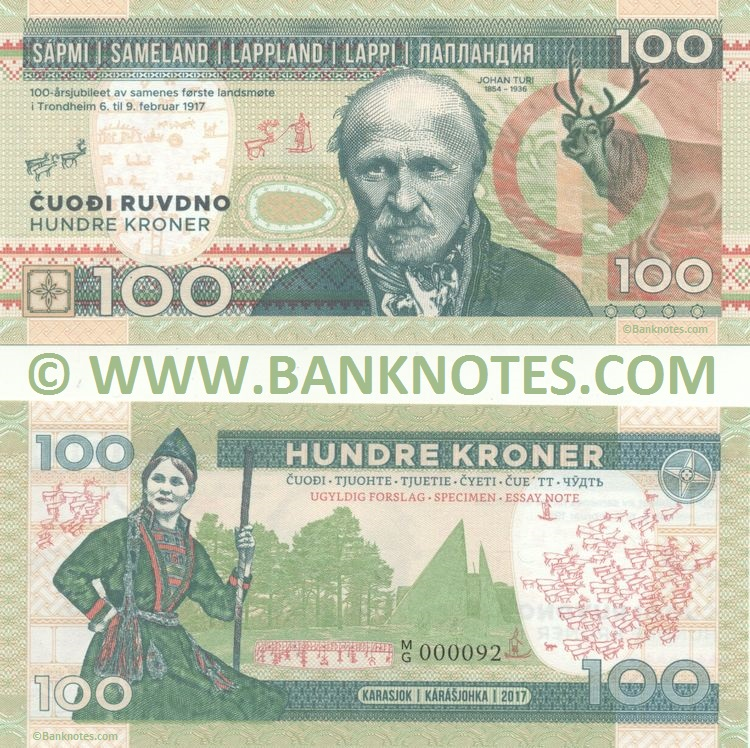 Sápmi Currency Gallery