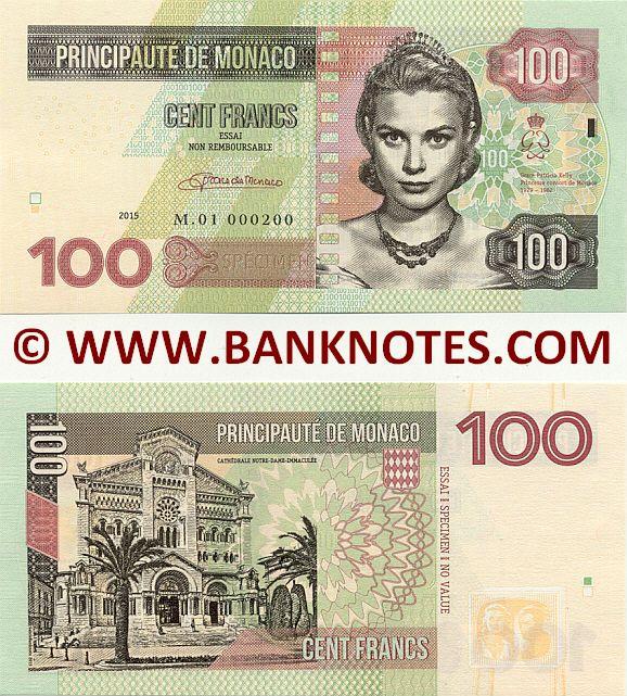 Deutsche Bundesbank - Regular coins - Monaco