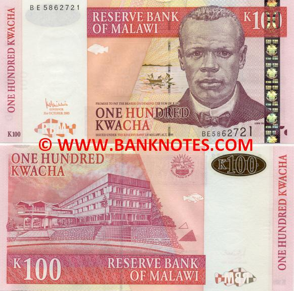 Malawi Currency Gallery