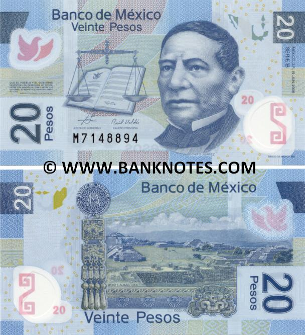Mexican Currency Gallery