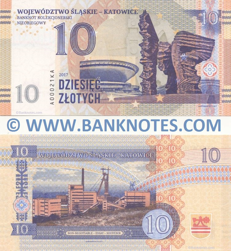 Polish Currency Banknote Gallery