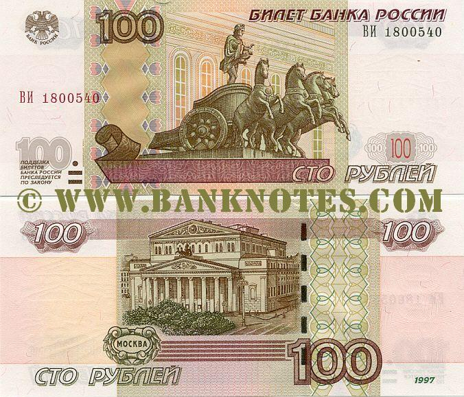Russian Currency Gallery