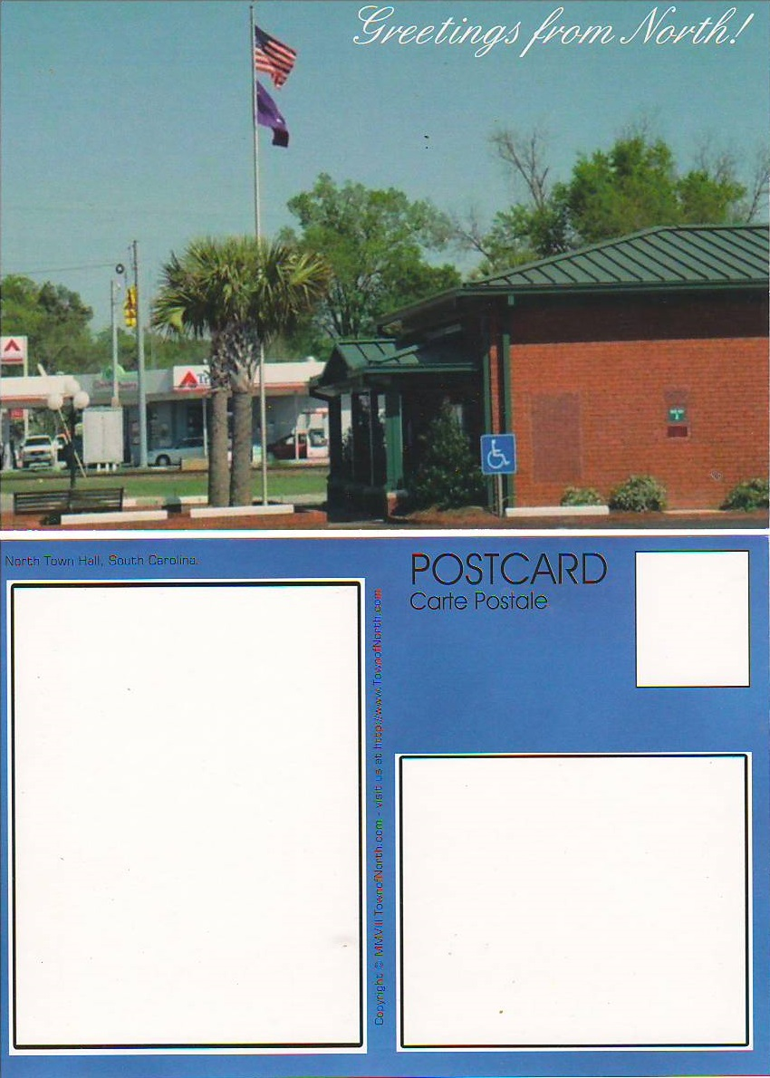 United States of America: Town of North, South Carolina (Year 2008): Unused