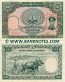 Burma 100 Kyats (1958) (# varies) (circulated) XF