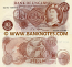Great Britain 10 Shillings (1960-70) (B27N/7356xx) AU
