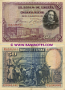 Spain 50 Pesetas 1928 (D6,230,362) (circulated) VF