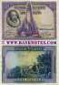 Spain 100 Pesetas 15.8.1928 (6,302,835) (circulated) VF