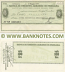 Italy Mini-Cheque 100 Lire 4.4.1977 (Banca di Credito Agr. di Ferrara) (AF Nº 2109088) (circulated) VF