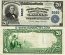 United States of America 20 Dollars 1907 (American Exchange NB of Dallas) (189939/3623) (circulated) VF-XF