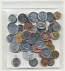 50 different coins set (50 countries) UNC
