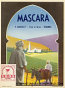 "Algerian wine label ""MASCARA"" UNC"