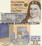Ireland (Eire) 5 Pounds 1999 (RTM 519866) UNC