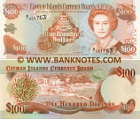 Cayman Islands 100 Dollars 1996 (B/I 251762) UNC
