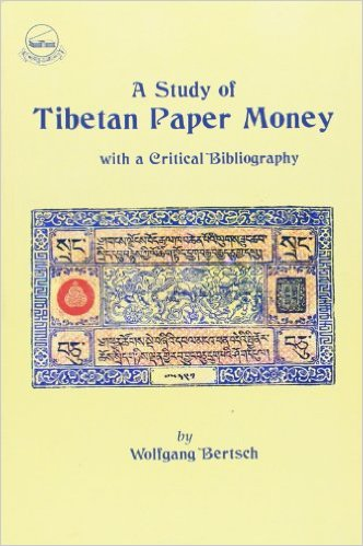 A Study of Tibetan Paper Money