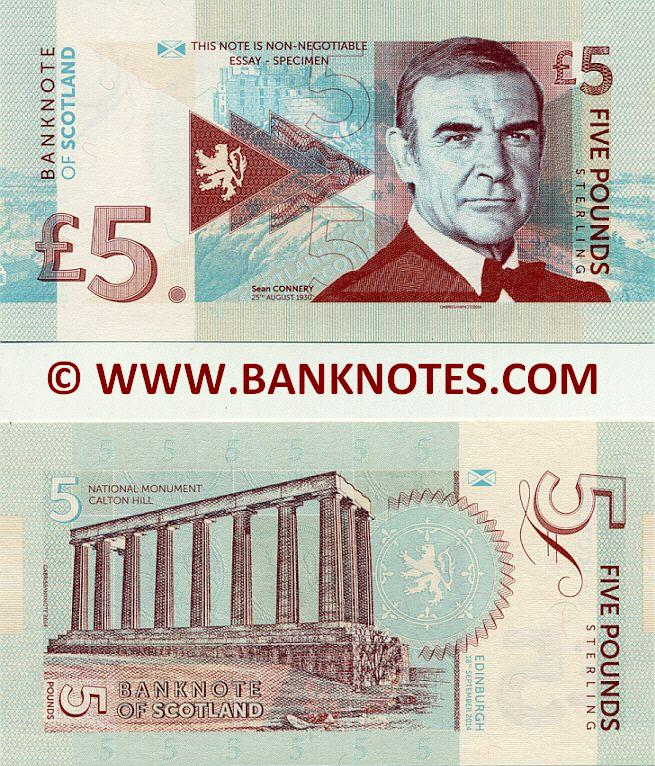 Scottish Currency Banknote Gallery