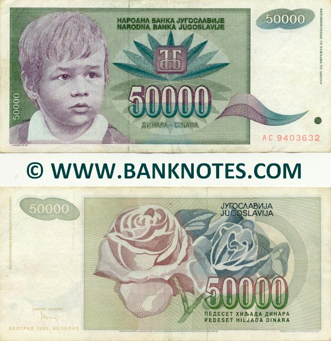 Yugoslav Currency Gallery